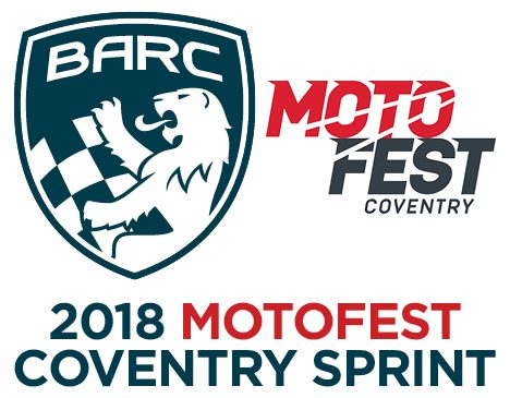 2018 MotoFest Coventry Sprint Product Graphic