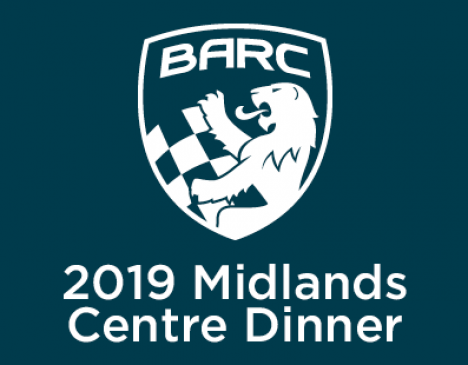 2019 BARC Midlands Centre Dinner