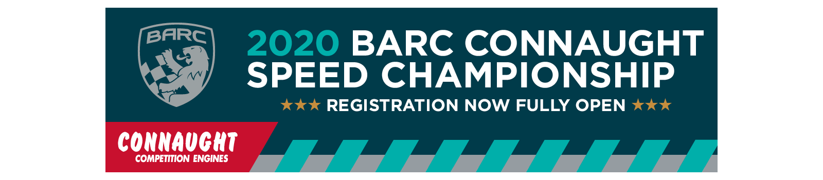 2020 BARC Connaught Speed Championship - Registration Now Fully Open