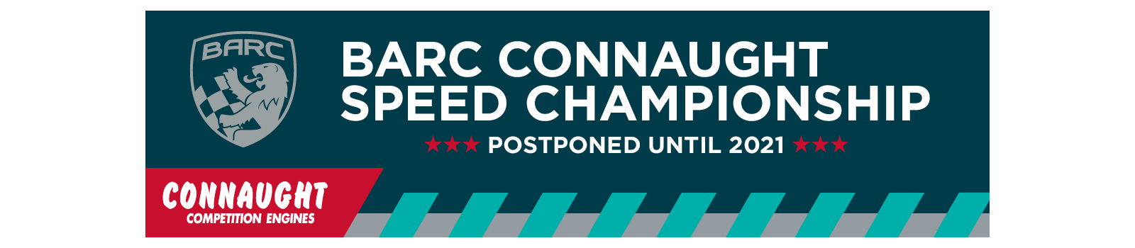 2020 Championship Postponement Header Banner