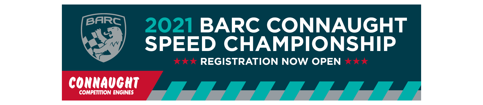 2021 BARC Connaught Speed Championship Registration Now Open